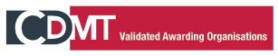 CDMT Validated Awarding Organisations - Logo