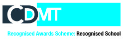 CDMT, Council for Dance Drama and Musical Theatre, Recognised Awards Scheme logo
