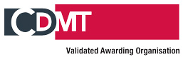 CDMT, Council for Dance Drama and Musical Theatre, Validated Awarding Organisations logo